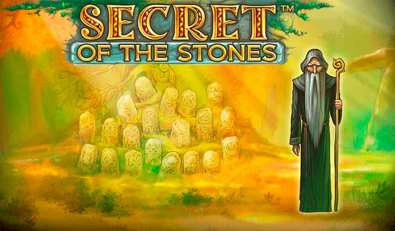 Слот «Secret of the Stones» в казино Азино777