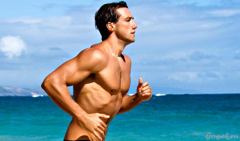 Какова польза бега для мужчин?