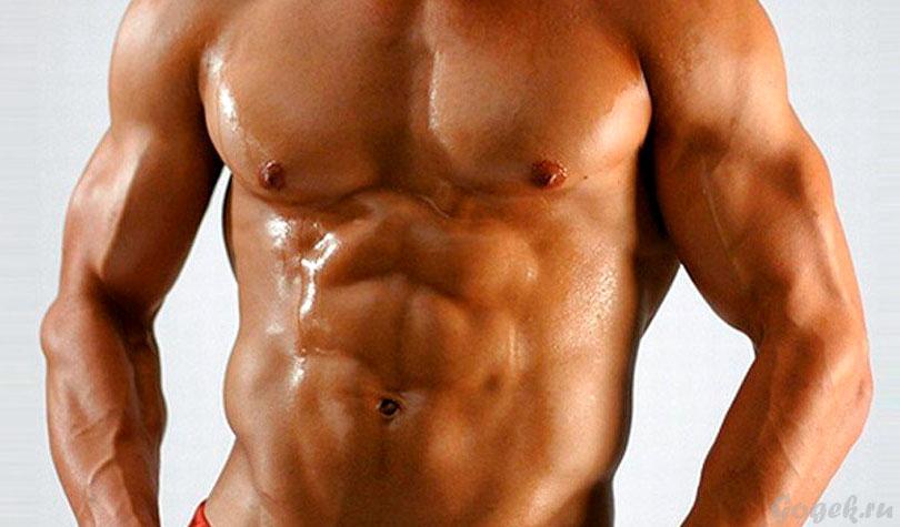 Как убрать бока и живот мужчине дома либо в тренажерном зале